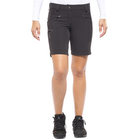 Salomon Wayfarer Pantaloncini Donna, black